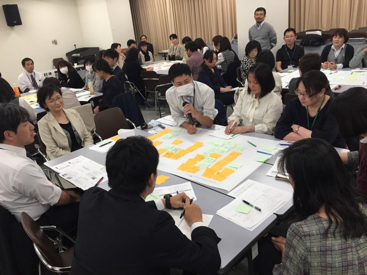 令和元年度 札幌市介護支援専門員指導者研修 報告